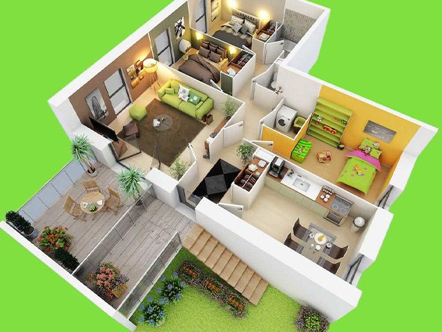 фото проектного плана квартиры